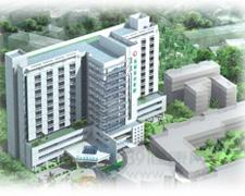 东莞市茶山医院logo