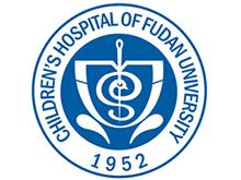 复旦大学附属儿科医院logo