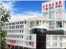 濮阳市安阳地区医院logo