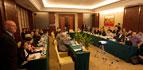 国际应急管理学会应急医学专业委员会成立大会现场