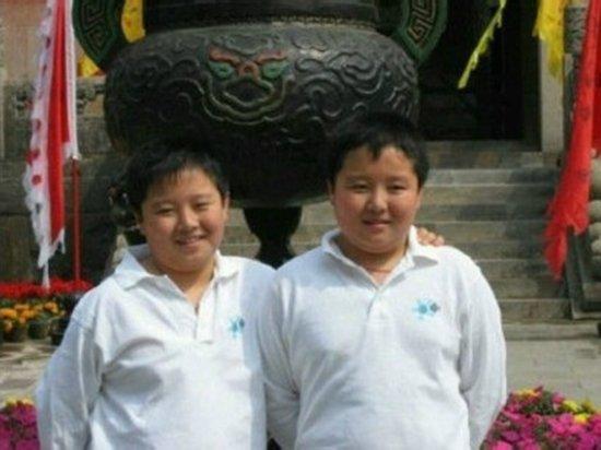 北大史上最帅双胞胎