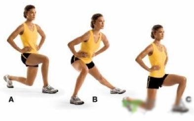 西安可丽可心国际减肥俱乐部告诉您腰肌劳损怎么锻炼