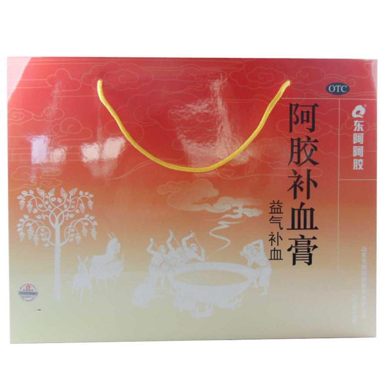 阿胶补血膏(东阿阿胶)4瓶装)