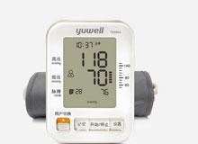 鱼跃yuwell 臂式电子血压计