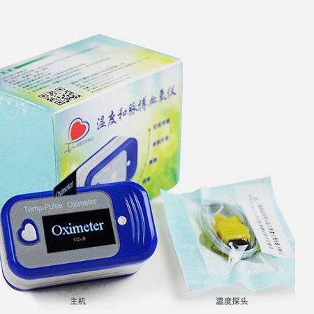 美心MEDXING 温度和脉搏血氧仪 807