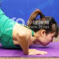 猫伸式产后丰胸瑜伽4