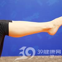 滑翔式产后瘦腹瑜伽4