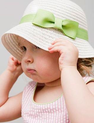 怎么给宝宝选合适的帽子呢?