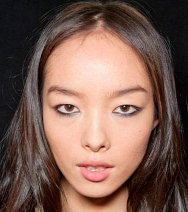【美容】频繁上妆好肤质 红遍全球的中国超模保养秘籍