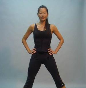 金字塔式脂肪瘦腿让你做细腿美人(图)_39健康网_v脂肪抽塑身衣完穿几瑜伽天后图片