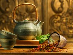 喝减肥茶能瘦脸吗?