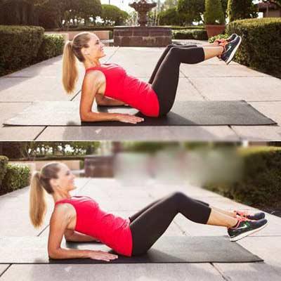 瘦腹减肥操强力燃脂快速减肚子(图)_39健康网_减肥腿又粗又硬怎么减图片