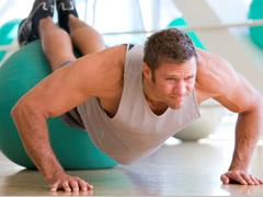 男士七日健身减肥运动计划
