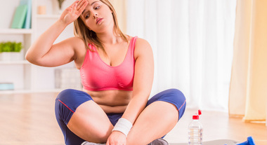 三效减肥瑜伽很容易瘦身(照片)