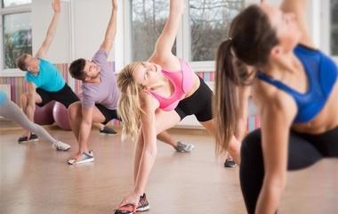 三式减肥瑜伽 轻松瘦全身 瑜伽减肥 第3张