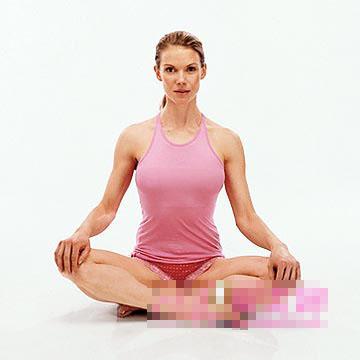 五分钟减肥瑜伽 轻松塑造迷人曲线(图) 瑜伽减肥 第1张