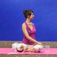 腰旋转式瘦腰瑜伽6