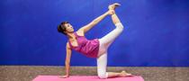 下期主题:猫式变形瘦腰瑜伽