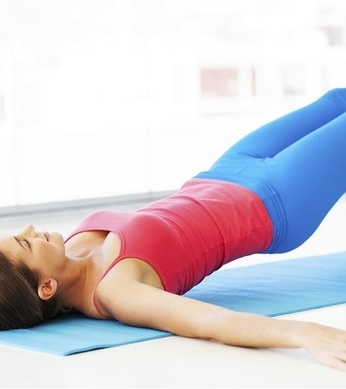简单四式减肥瑜伽 快速练就小蛮腰 瑜伽减肥 第3张