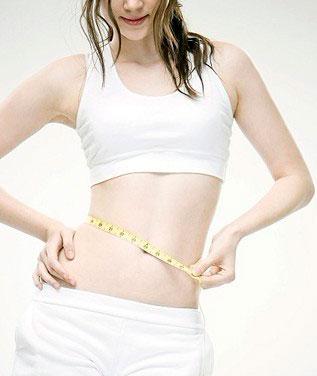 瘦腰减肥动作
