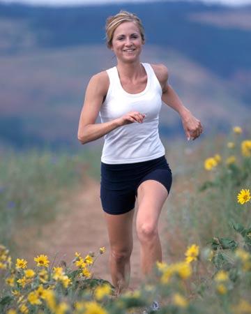 冬跑步减肥法