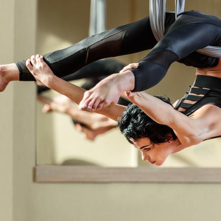 单向减肥瑜伽瘦身腰腿(图)