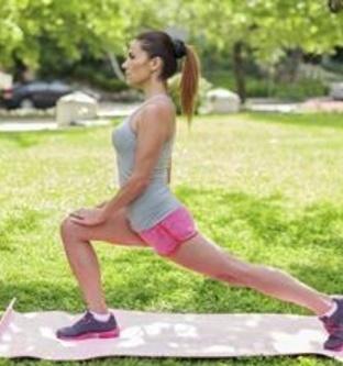 简单办公椅瑜伽瘦身与健康(照片)