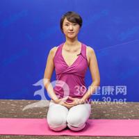门闩式瘦腰瑜伽6
