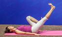 第5-8期:蹬自行车式瑜伽瘦腰