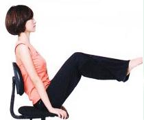 办公室瑜伽动作