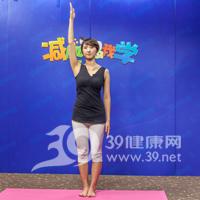 门闩式瘦腰瑜伽2