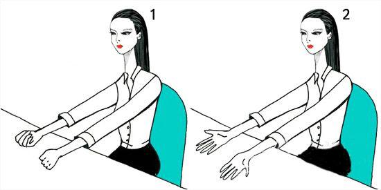 5套办公室减肥操 减掉久坐堆积的脂肪_减肥_健
