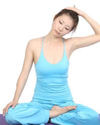 2式产后瑜伽做性感辣妈