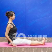 V式瘦腿瑜伽1