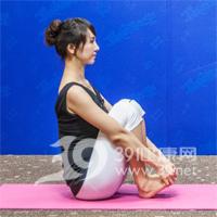 V式瘦腿瑜伽3