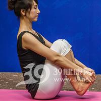 V式瘦腿瑜伽4