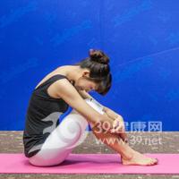 V式瘦腿瑜伽6