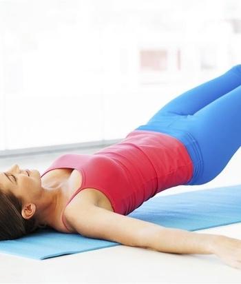 减肥瑜伽行动