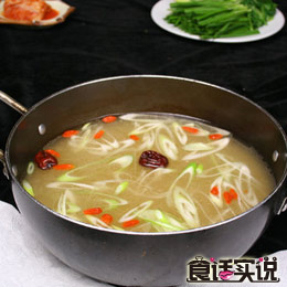 食话实说第46期:美味火锅汤该不该喝?