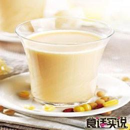 食话实说第64期:豆类磨粉冲泡饮用易致胀气