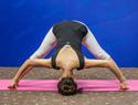 金字塔瑜伽瘦腿