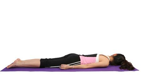 第三类最快最有效的瘦身瑜伽(照片)