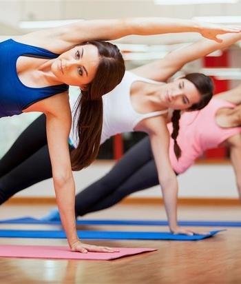 8个v动作动作瑜伽让你越来越瘦(图)针壹瘦脸北京.加.热心壹图片