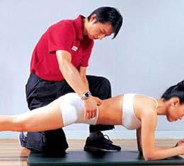 瘦腹快速1分钟瑜伽练习(照片)