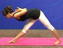 瑜伽瘦腿招式