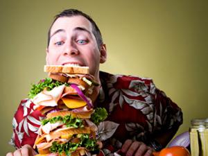 富时伤肠吃得太精易得肠癌