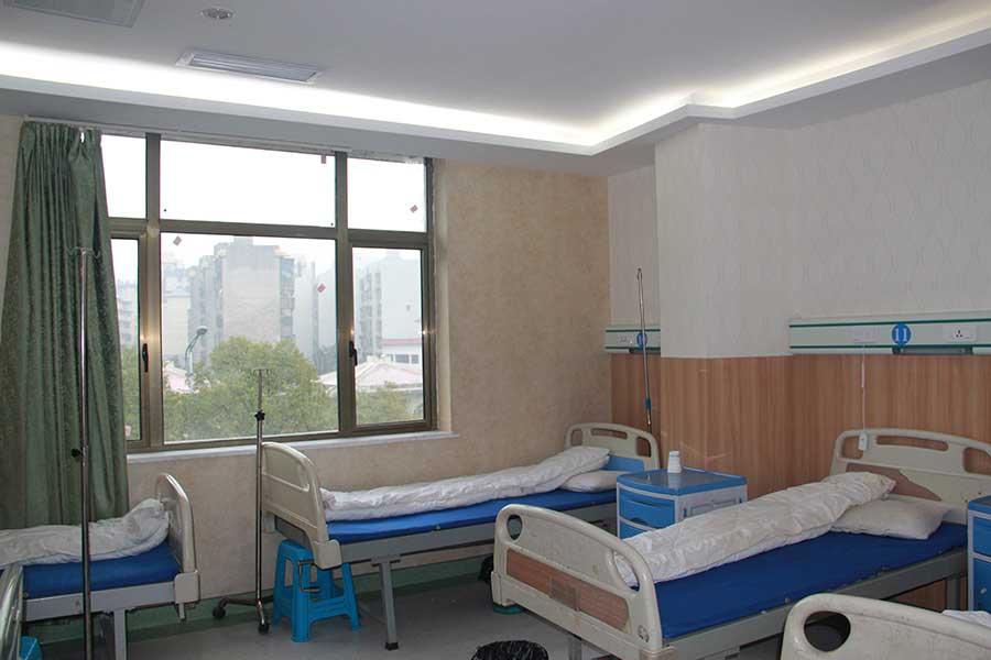 住院室一角
