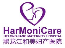 黑龙江和美妇产医院logo
