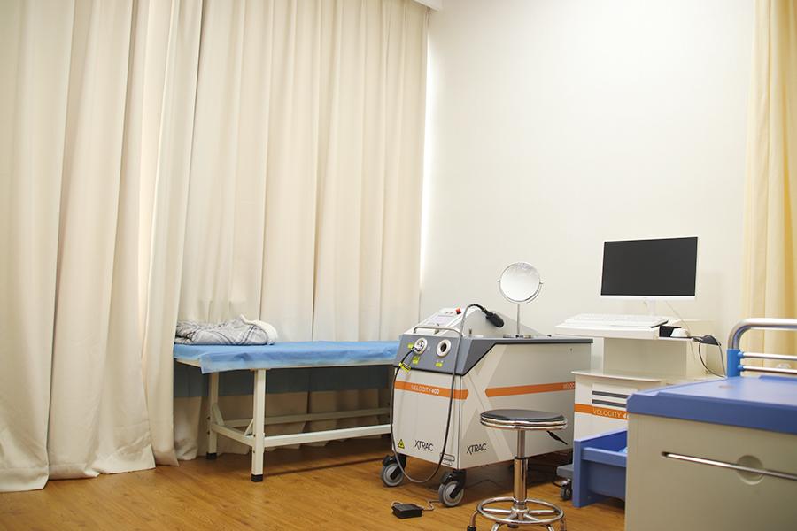 308激光治疗室