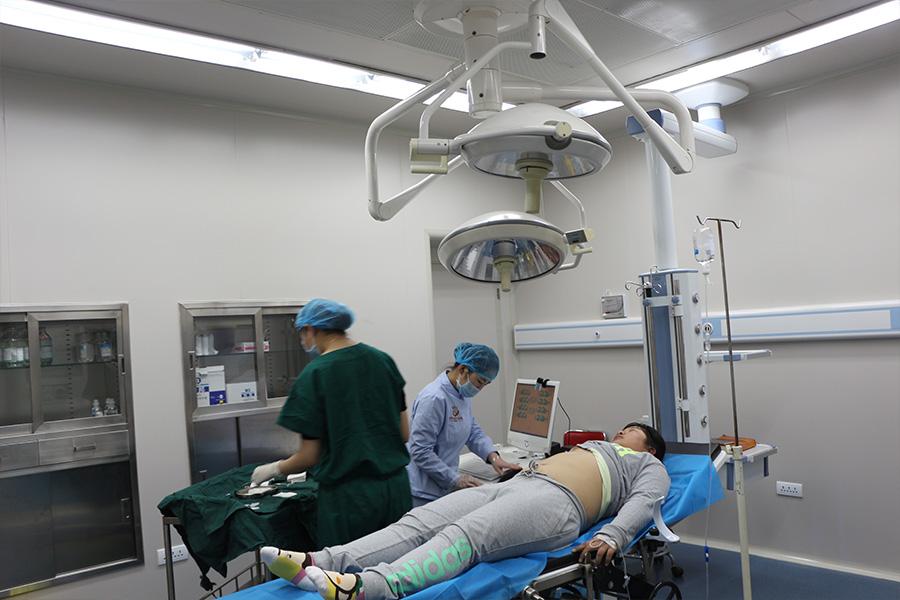 万层流手术室